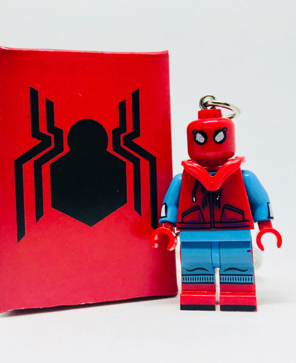 Spider Man Homecoming Homemade Suit Brick This Now